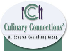 Culinary Connections The food service consultants.